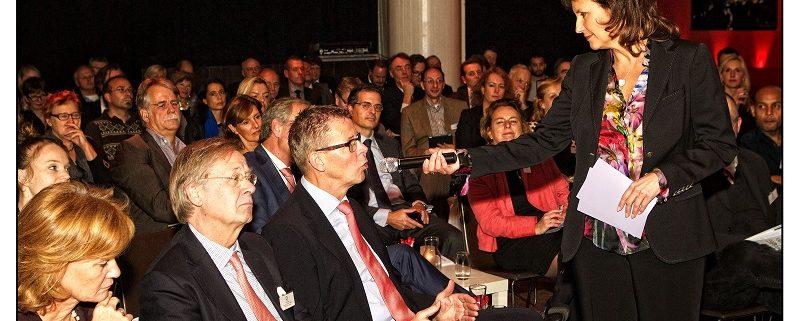 In Zuidpool/RAI Amsterdam vindt de 6e editie van het Nationale NieuwBestuur congres plaats.