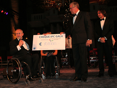 Paralympisch gala
